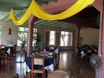 El Bar-Restaurante, un espacio de la familia fomentense.