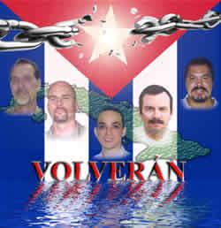El pueblo de Fomento y de toda Cuba, exige la inmediata liberación de nuestros hermanos: los CINCO Héroes.