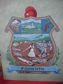 Escudo de Fomento.