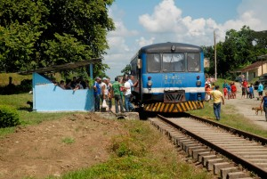 Ferrocarril-Coche-Alfonso-Fomento
