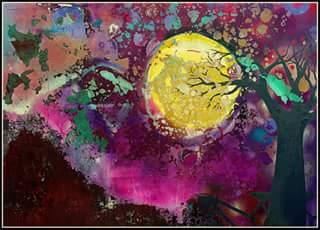 Esperanzas en noches de luna. Foto: Nelson Gecelter.